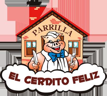 LOGOTIPO El Cerdito Feliz. Soria