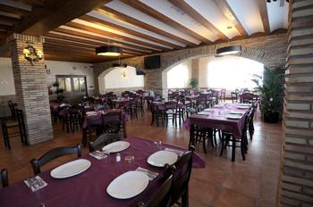 El Cerdito Feliz (comedor restaurante). Soria