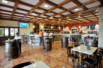 El Cerdito Feliz (bar). Soria
