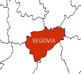 La Despensa. Provincia de Segovia